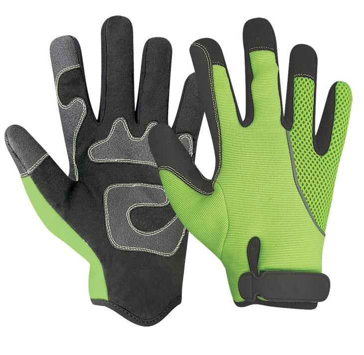 Hi Viz Gloves